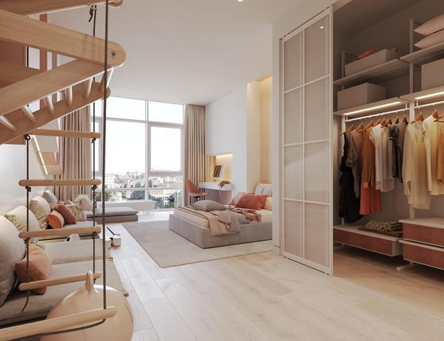 漂亮的粉色家居装修 色彩搭配其实很简单