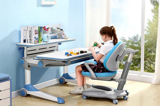 学习桌椅越贵越好 请收好这份干货指南 对各位家长大有帮助