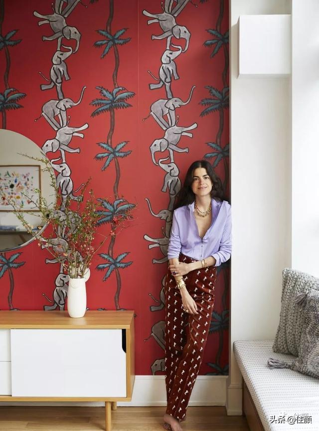 选对壁纸的样式 你家的装修已经完成80%了