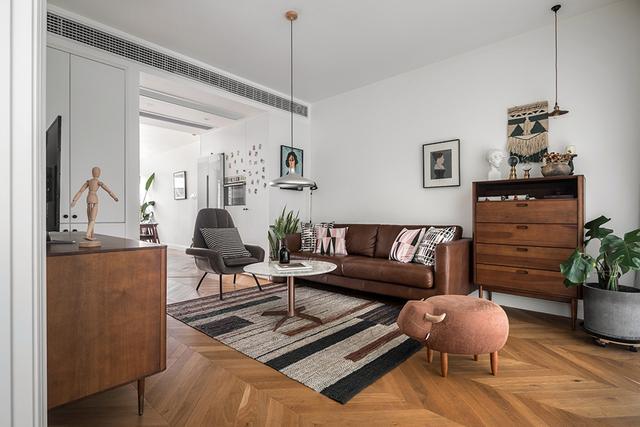 邻居家北欧风新房装修 打造特别有文艺气息的90平空间