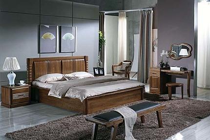 卧室只放一个床头柜影响风水吗 床和床头柜哪个高好