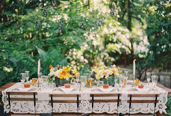 家庭餐桌布置好 愉悦眼睛又满足味蕾