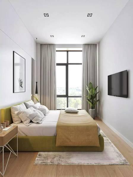 臥室燈光圖片