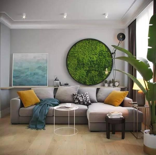 客廳燈光設計圖片