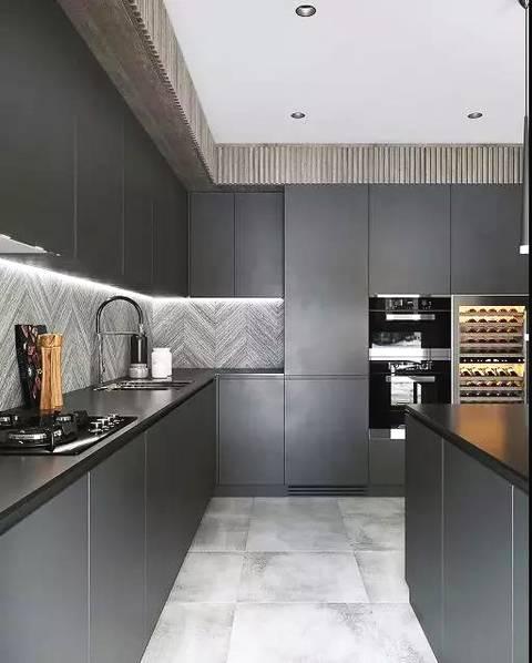 廚房燈光照明設計
