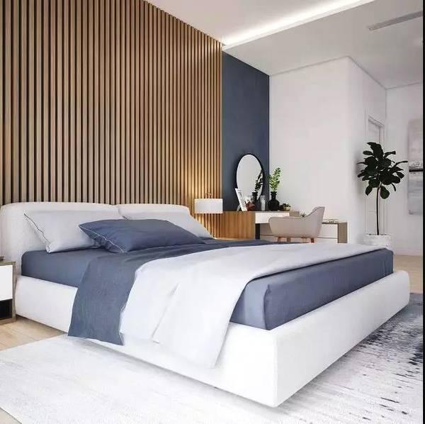 臥室燈光設計圖片