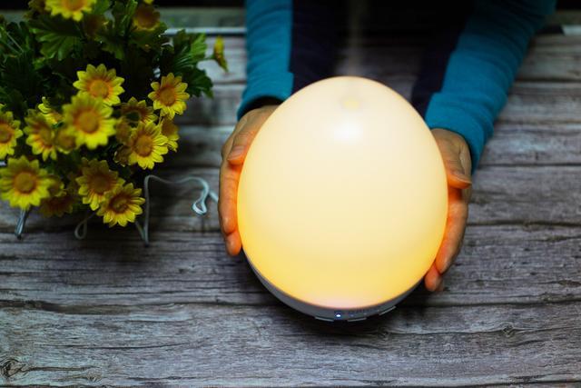 ORICO夜灯加湿器体验:细雾如丝,温暖梦境