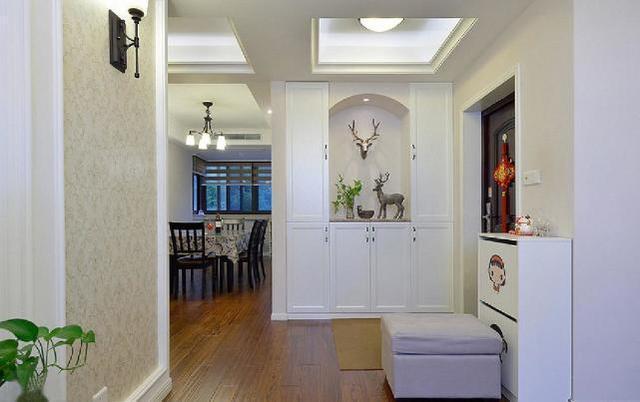 96平米简美风格两居设计 营造出有生活情调的家装