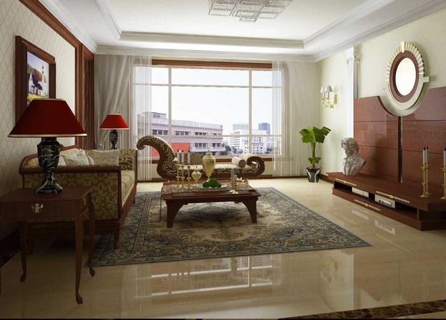 不同地毯的风格展不同的美 挑一款改改自家属性