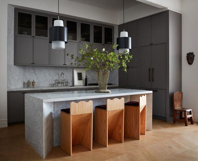 厨房不知道如何装修设计 来看看这些案例也许你会?#34892;?#28789;感