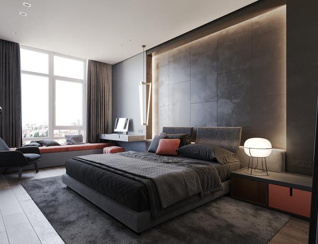 粉红色与传统搭配的室内设计有元素心的人一中国灰色少女与现代包装设计图片
