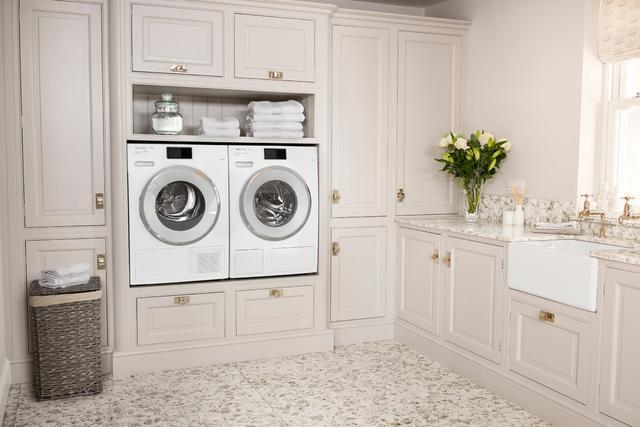 滚筒洗衣机放哪里 三处可选择(附带安装要点)
