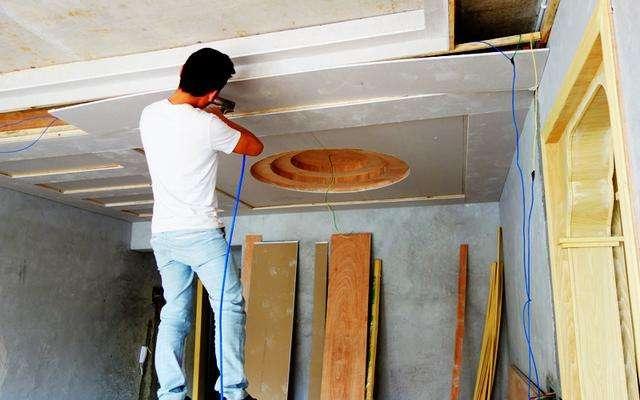 木工做二次结构图片