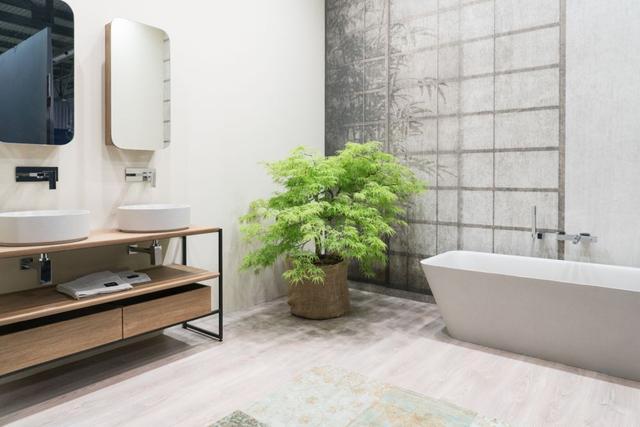 浴室装修注意这几点 时尚漂亮还不用多花钱