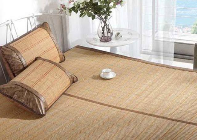 凉席什么材质睡着最舒服?以往的看法out了!