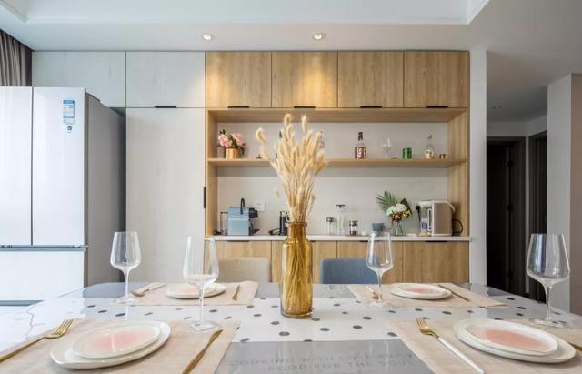 15款实用的餐边柜设计 让餐厅实用N倍!