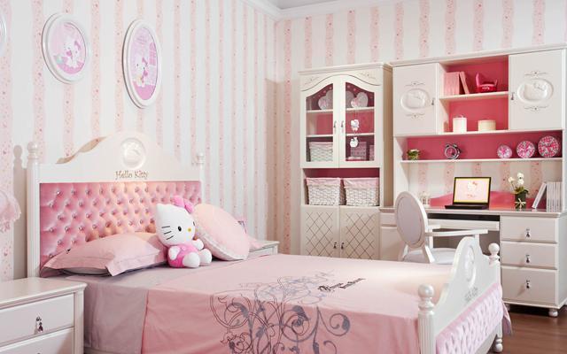 好的儿童房设计 必然是把这几点都考虑到了!