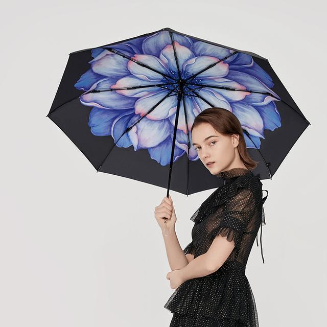 夏天来了,都说买了这种太阳伞,一个夏天都不会晒黑