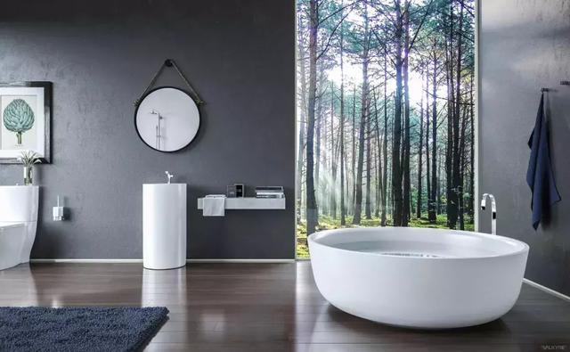 31个美爆的浴缸创意设计 还不快pick一只?