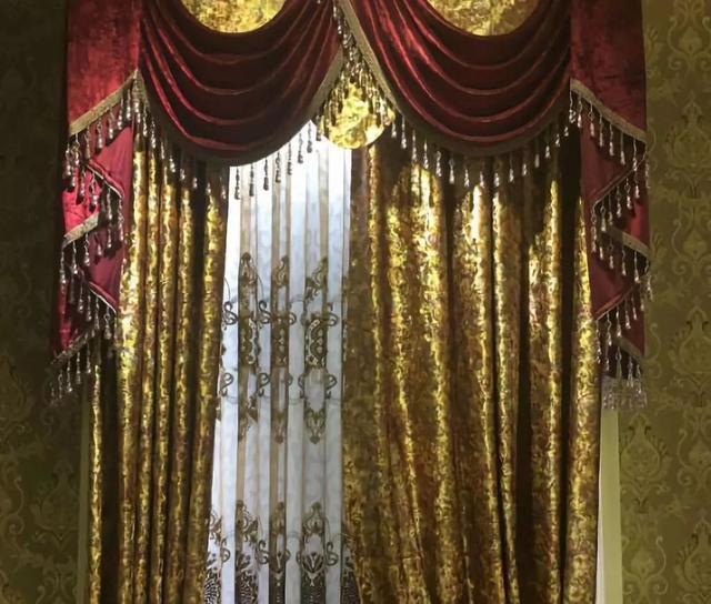 选窗帘的款式需谨慎 别让土味窗帘毁了你的家!