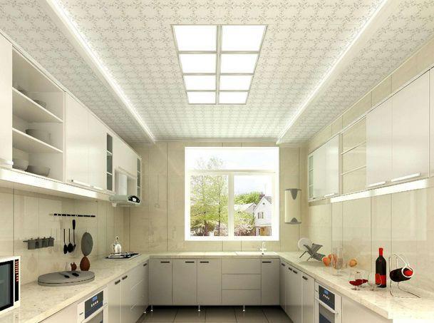 厨房吊顶装修方式?#24515;?#20123; 看完这篇你就知道