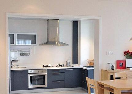 厨房不装门风水好吗 厨房装什么门风水比较好
