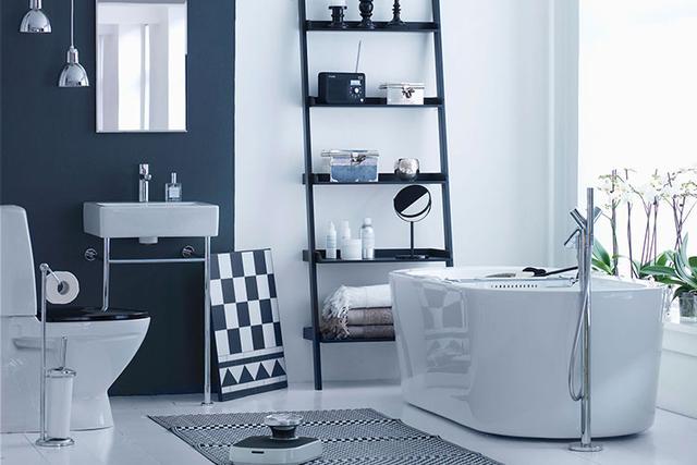 卫生间的清洁大作战 分材质进行更省心
