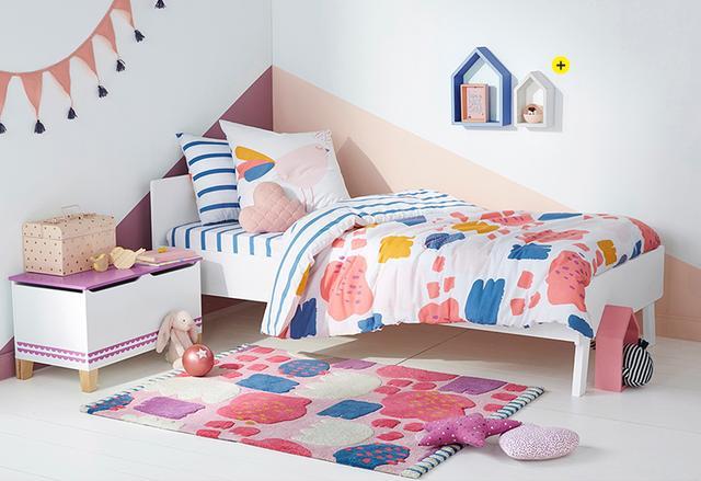 二胎时代来临 小户型儿童房这样装修设计才比较实用