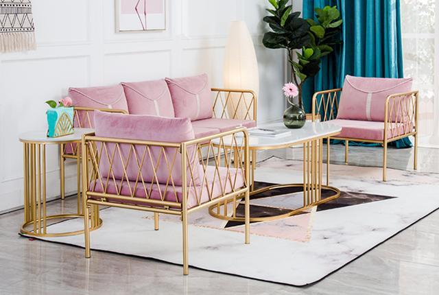 选对沙发的款式 才能真正为客厅添彩