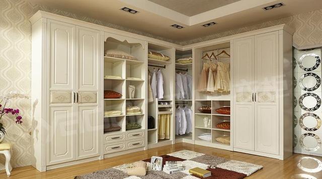 卧室衣柜装修设计案例 来瞧瞧你钟意哪一款