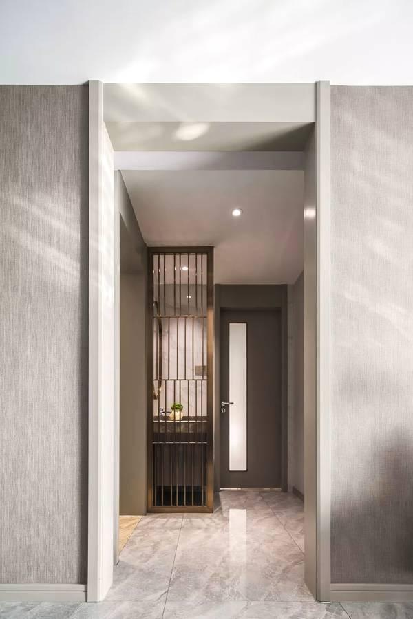 119平现代简约风新房装修 打造温馨有质感的家居空间