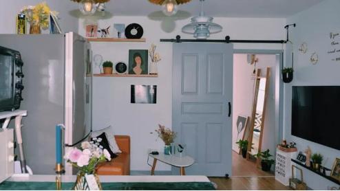 38㎡老房装修改造 打造出一个意义非凡小家