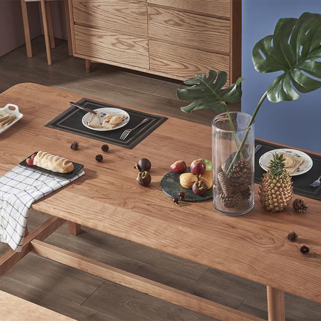 木质家具怎么清洁 记住这四个要点!