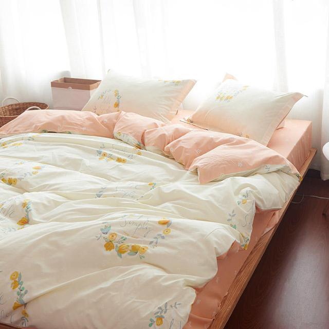 对于床品的选择 风格各异的这些你可喜欢?
