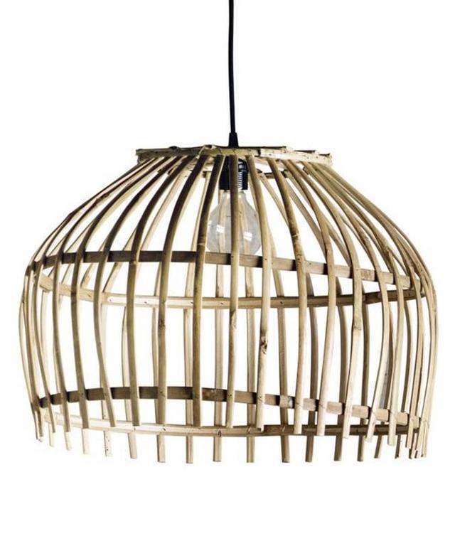 木制吊灯图片 从粗犷到精细充满特色的9款