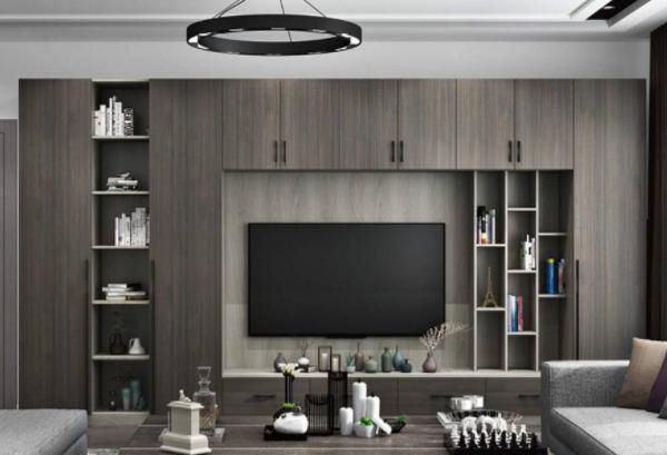 2019流行什么样的电视墙造型 电视背景墙怎么设计好看