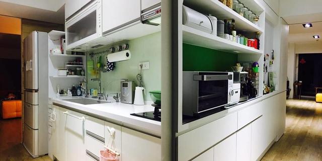 10个意想不到的厨房收纳法 不放过一个可用的空间