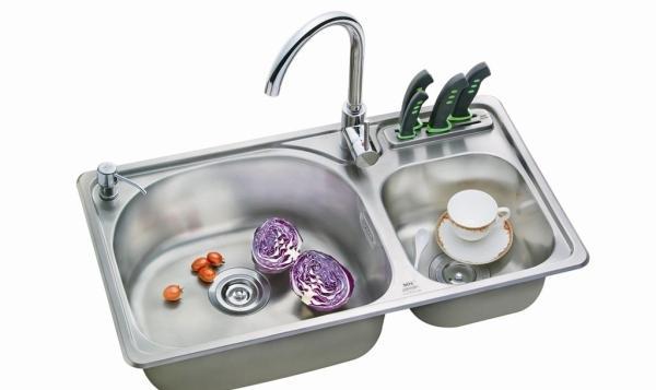 厨房的水槽&面盆订制