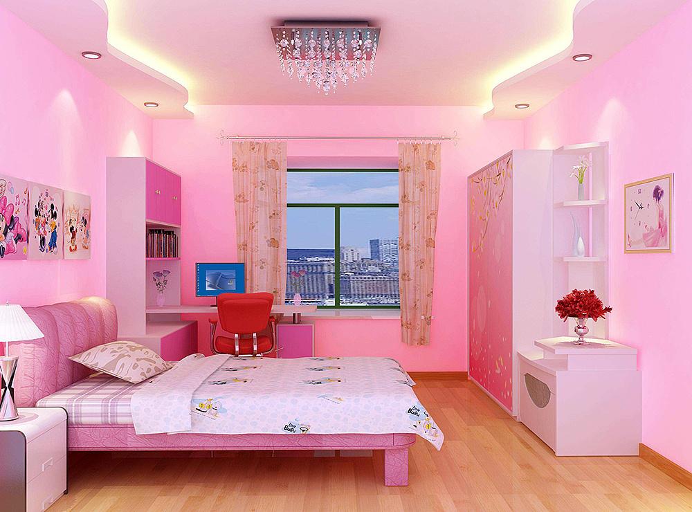 卧室装修刷什么颜色的漆 卧室装修色彩设计技巧