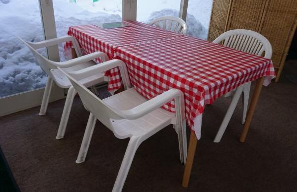 桌布的款式选对了 家居的格调也就稳稳上升!