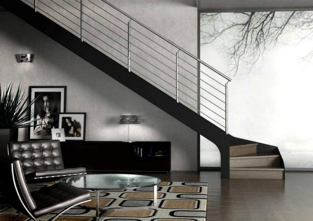 别把楼梯只当台阶 他还是一件艺术品