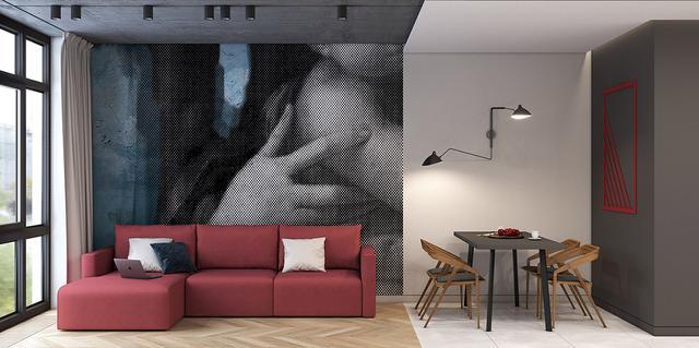 家居色彩搭配设计 打造灰色系空间装饰