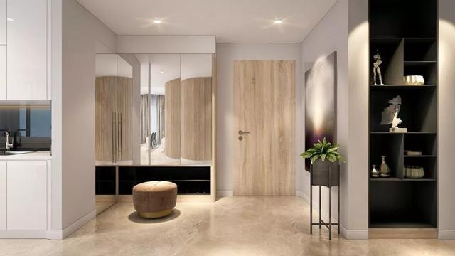 融入木纹元素的简约三居装修 设计师很懂孩子喜好