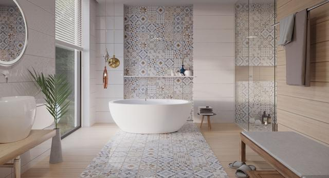 现代浴室设计理念 浴室怎么设计才显得高大上