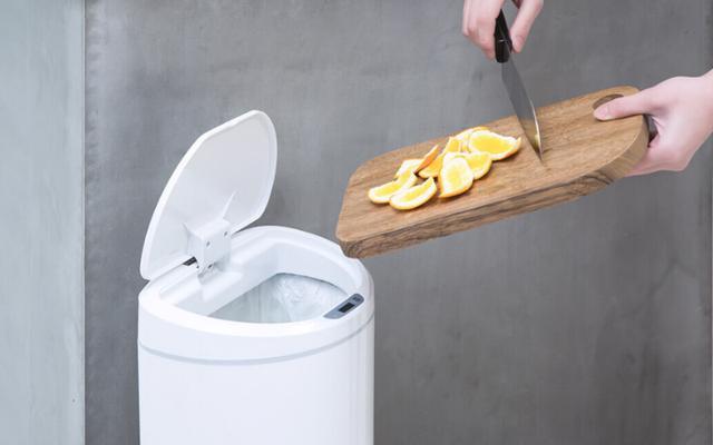 """一款""""懒到极致""""的垃圾桶 米家垃圾桶智能程度MAX"""