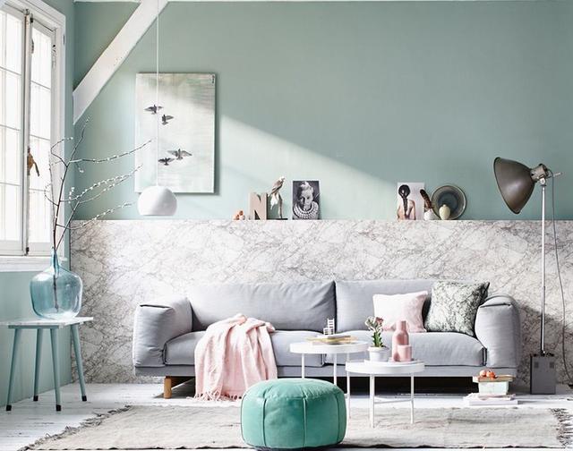 7大背景墙选材 单调大白墙都能惊艳变身的干货指南