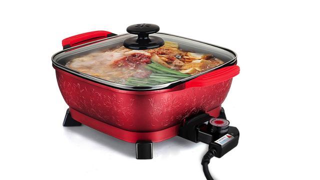 多功能家用锅可满足一切美食欲 蒸煮煎炒都难不倒它