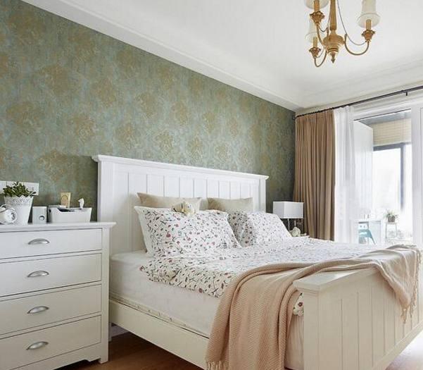 卧室壁纸什么颜色好