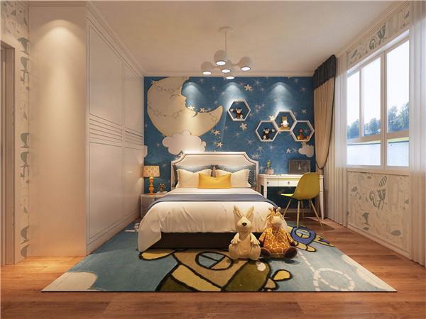儿童房墙壁怎么装修环保 哪种墙面装修材料环保经济