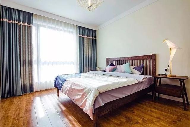 臥室墻面漆效果圖